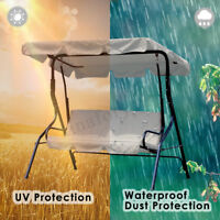 Garden Swing Chair Canopy Anti-UV Waterproof Patio Cover Waterproof Replacement