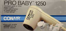 Vintage Consortium Pro Baby1250 Hair Dryer Compact Portable Model 095