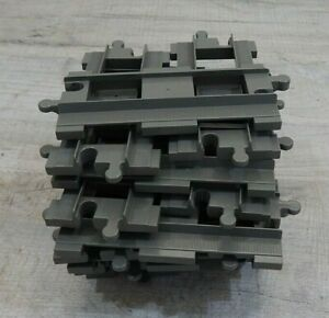 LEGO DUPLO TRAIN TRACK PARTS  19  STRAIGHT TRACK