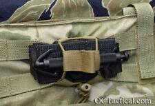 Molle Horizontal Tourniquet Holder Coyote, Black, Foliage Green Oc Tac Cat Trap