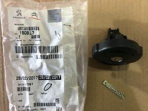 Genuine Peugeot 307 308 3008 5008 Partner Locking Fuel Filler Cap P/N 1508L7