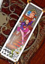 #69/100 Paisley Skates Sean Cliver signed Silkscreen Art Marc McKee Supreme Vic