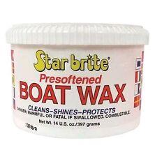 Starbrite 82314 Strarbrite Presoftened Paste Wax 16oz