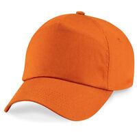 "Cappellino BEECHFIELD ""B10"" Cappello UNISEX con VISIERA Baseball HAT 5 Panel Cap"