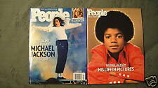 Michael Jackson People Magazine July 13 2009 Rare His Life In Pictures RIP Janet