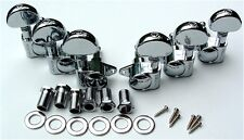 Guitar Parts WILKINSON ROTOMATIC Roto - 3 Per Side 3x3 - TUNERS SET - CHROME
