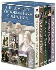 Victorian Farm The Complete Collection - DVD Region 2