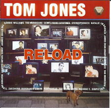 Tom Jones - Reload - CD Album (1999)