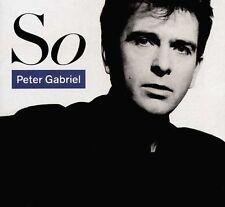 Peter Gabriel So (1986) [CD]