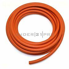 5 mètres Tuyau à gaz propane/butane Ø 8X14 mm  orange tressé de GCE Charledave