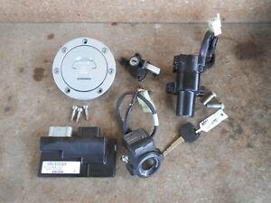 H.I.S.S Ignition Lock & Key Set - Honda CB400 CB 400 Super Four Revo