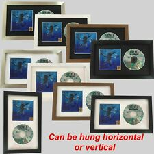 CD / MUSIC ALBUM COVER SIGNED MEMORABILIA PICTURE FRAME various colours