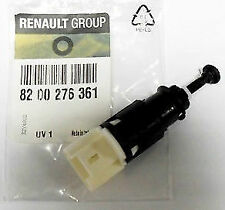 DACIA NISSAN RENAULT OPEL VAUXHALL BRAKE STOP LIGHT PEDAL SWITCH GENUINE