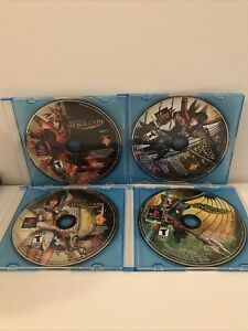 The Legend of Dragoon (PlayStation 1 PS1) - DISCS ONLY