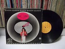 QUEEN -Jazz KOREA LP Diff Freddie Mercury Cvr