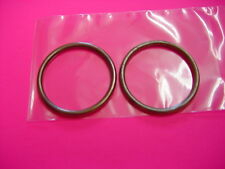 2 Honda 83 VT750C 750 Shadow Exhaust Gasket 18291-ME9-000 / VT750 1983