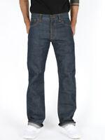 Nudie Herren Regular Bootcut Jeans | Regular Alf Dry Heavy Organic |W29 & W30