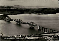 Brücken Motiv-AK Bridge Brücke FORTH BRIDGE Queensferry near Edinburgh ~1950