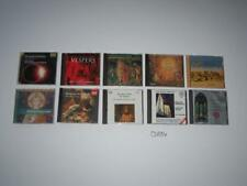 Church Service 10 CD Lot Mystical Chants Orchestra Chorus -0618CD836