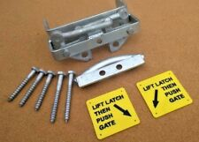 uni latch fencing gate fittings lock catch bridleway farm tractor stables