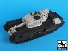 Churchill MK VII accessories set, T35020, BLACK DOG, 1:35