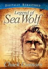 Legend of the Sea Wolf (DVD, 2015)