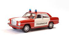 #06172 - BUB Mercedes /8 - Feuerwehr - rot  - 1:87