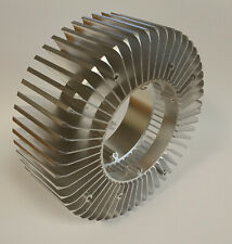 Silver Aluminium 50.8*50.8*4.6mm Slim Heatsink Heat Sink Radiator Cooling Block