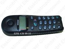 Siemens Gigaset 200 CORNETTA PORTATILE TELEFONO CORDLESS SENZA COPRIBATTERIA