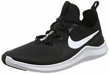 Nike Women's Free Tr 8 Running Shoes, Black/White, Size 10.0 aAmO