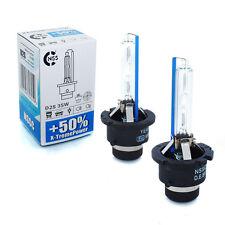 VERTEX NSSC D2S 35W Xenon Brenner X-treme Power +50% mehr Licht 6000K 2st.