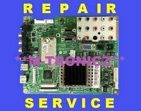 SAMSUNG  LN52A530P1FXZA MAIN BOARD  BN41-00975B   REPAIR SERVICE