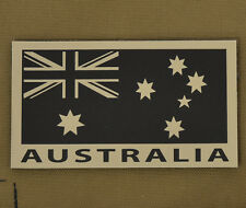 """IR Infrared Reflective Patch for NVG """"Australian Flag"""" with VELCRO® brand hook"""