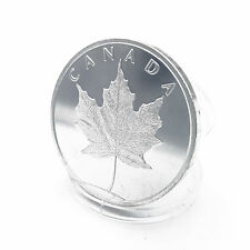 35cm Commemorative Coin Collectible France Germany Canadian Maple Leaf Queen