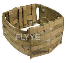 FLYYE Fast Attack Plate Carrier (FAPC) MOLLE Vest Additional Carrier - MultiCam