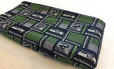 Seattle Seahawks Baby Changing Pad Cover for Nursery