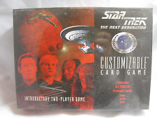STAR TREK CCG INTRODUCTORY TWO-PLAYER GAME
