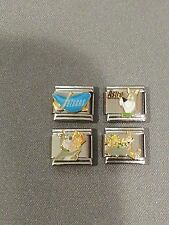 4 Jetsons Casa D'oro Italian Charm Lot 9mm Licensed 100% Authentic New