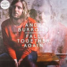 ANDY BURROWS Fall Together Again 2014 vinyl LP + CD NEW/SEALED Razorlight