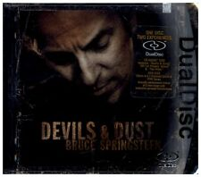 BRUCE SPRINGSTEEN Devils & Dust COLUMBIA LIMITED EDITION  DUAL DISC SEALED CD
