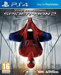 PlayStation 4 The Amazing Spider-Man 2 PS4 & PS5  MINT - 1st Class Delivery