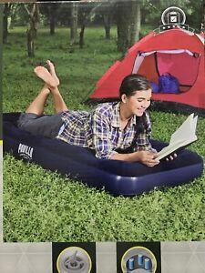 "Bestway Inflatable AirBed Camping Mattress, Indoor/Outdoor (73""x30""x 8.75"") New"