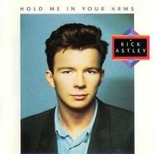 Rick Astley Hold me in your arms (1988) [LP]