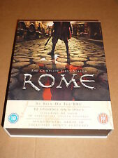 Rome - Complete First Season - Region 2 as new 6 DVD Box Set