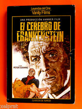 EL CEREBRO DE FRANKENSTEIN - Hammer Films - Peter Cushing / Terence Fisher -Prec