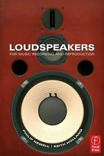 Loudspeakers: For music recording and reproduction-ExLibrary