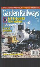 GARDEN RAILWAYS (Dec 1998) LGB Factory Tour / How to Lay Flex Track ~A417