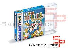 10X Schutzhülle Spiele Gameboy Farbe Advance GBA Nintendo Pet Schachtel