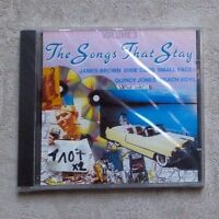 """CD AUDIO MUSIQUE / VARIOUS """"THE SONGS THAT STAY VOL.3"""" 12T CD COMPILATION  NEUF"""