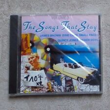 "CD AUDIO MUSIQUE / VARIOUS ""THE SONGS THAT STAY VOL.3"" 12T CD COMPILATION  NEUF"